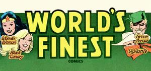 World's Finest Comics title