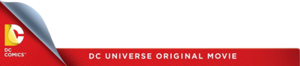 DC Animated Movie banner