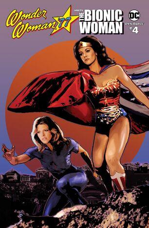 Wonder Woman 77 Meets The Bionic Woman 04
