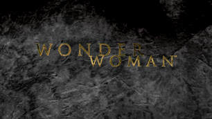 Wonder Woman 2009 title card