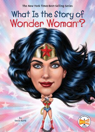 What Is the Story of Wonder Woman
