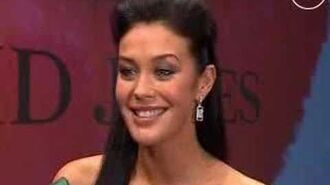 Megan Gale's final Catwalk?