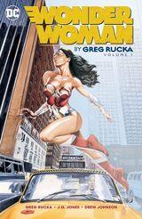 TPB WW by Greg Rucka 01