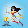 Wonder Woman ABCs sample 01