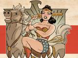 The Golden Age Wonder Woman Omnibus
