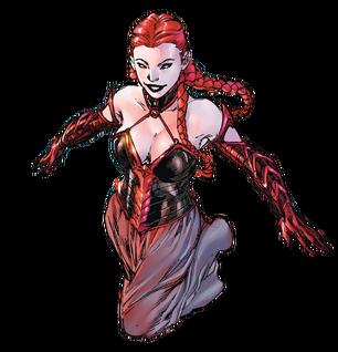 Circe Superman-Wonder Woman 15