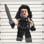 Donna Troy - Lego DC Super-Villains