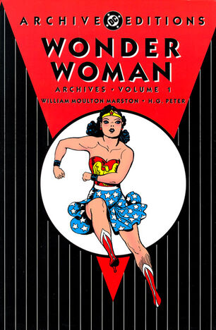 Wonder Woman Archives 01