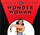 Wonder Woman v1 trade paperbacks