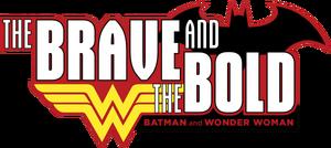 Brave Bold Batman WW logo