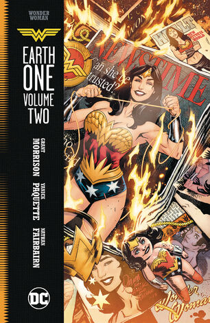 WW Earth One Volume Two cover