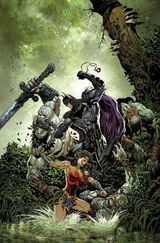 Brave Bold Batman WW 03