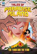Tales of Paradise Island - The Tiara and the Titan alt