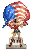 Action Comics 1026 WW84 variant Frank Cho
