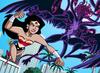 Wonder Woman vs Circe interior 02