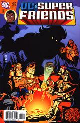 DC Super Friends comic 20