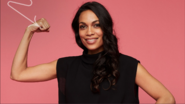 Rosario Dawson as Wonder Woman for NYCC 2019