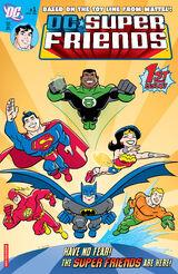 DC Super Friends comic 01