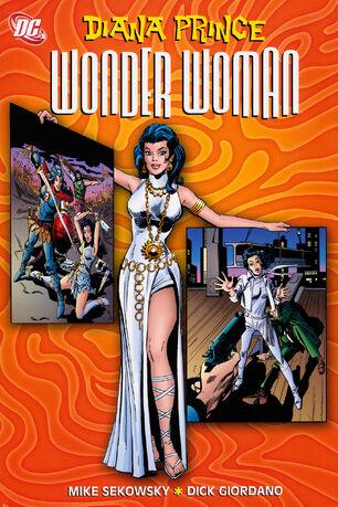 Diana Prince Wonder Woman collection v3