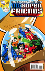 DC Super Friends comic 17