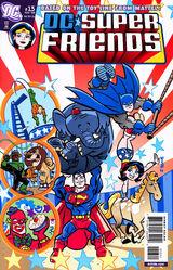 DC Super Friends comic 13