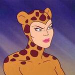 Cheetah - Super Friends