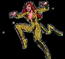 Cheetah (Deborah Domaine)