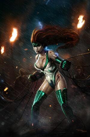 Artemis-SecretSix11-2009