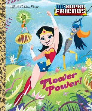 Book - Flower Power
