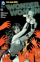 Wonder Woman Vol 4-20 Cover-1
