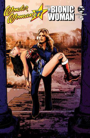 Wonder Woman 77 Meets The Bionic Woman 05