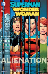 Superman-Wonder Woman 20