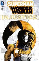 Superman-Wonder Woman 22