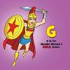Wonder Woman ABCs sample 05