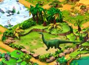 Apatosaurus by CadancePie