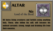 Nit lord of the dead