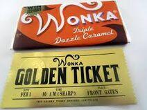 2005 Wonka Bar!