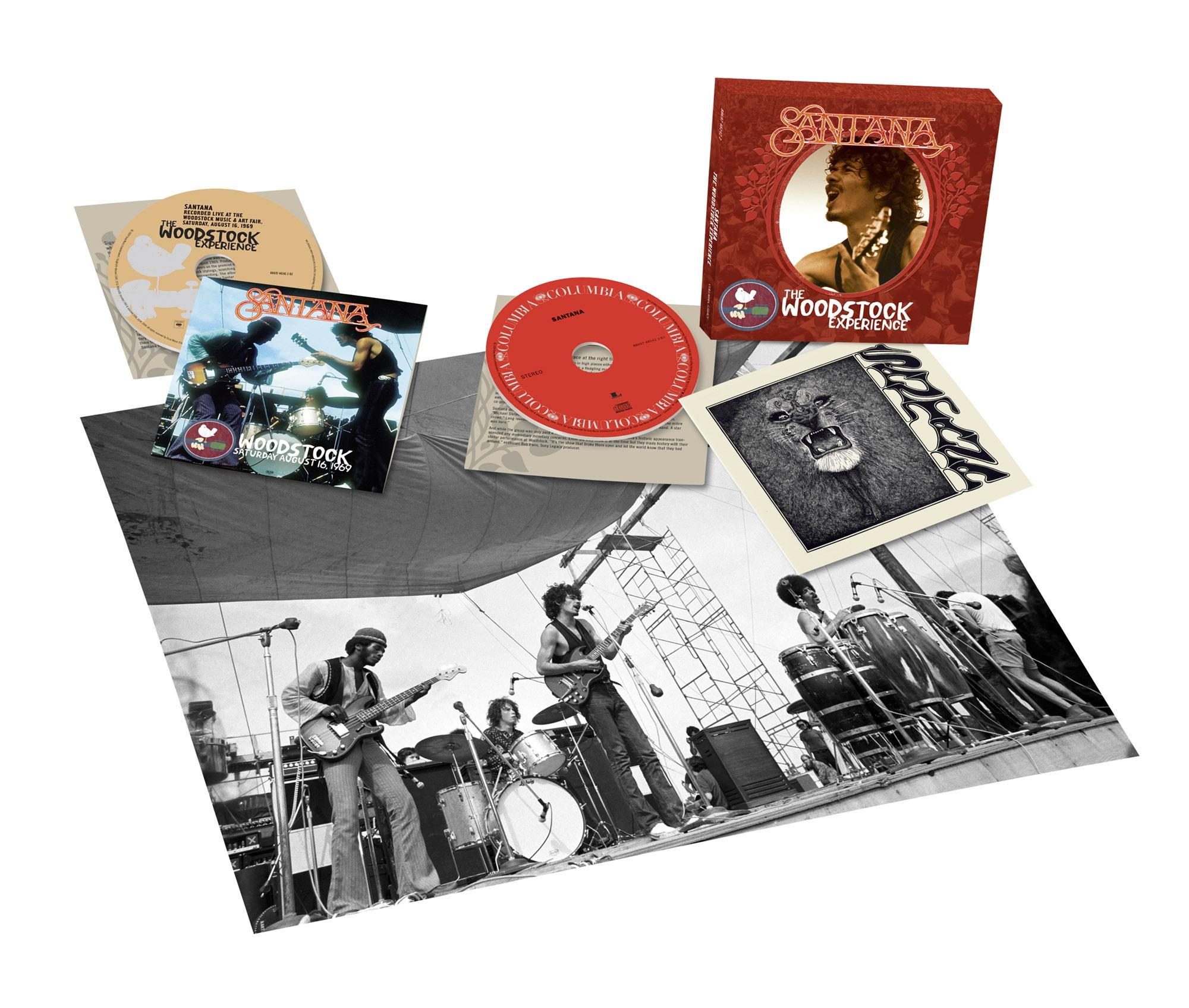 Santana (The Woodstock Experience) | Woodstock Wiki | FANDOM