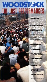 Woodstock - The Lost Performances