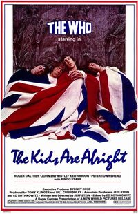 The Kids Are Alright (poster)