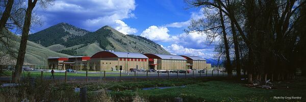 JacksonHoleHighSchool Foto