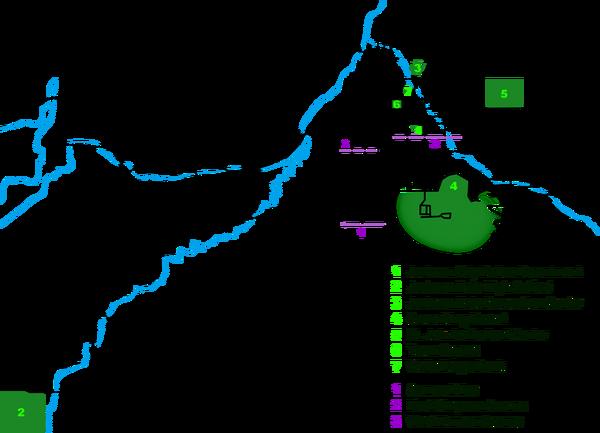 Karte Jackson
