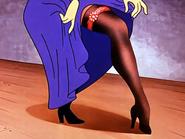Witch's leg