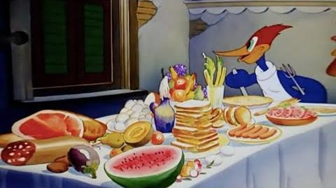 Pantry Panic - 1941 - Woody Woodpecker