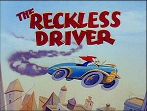 Recklessdriver TITLE