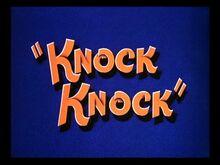 Knockknock-title