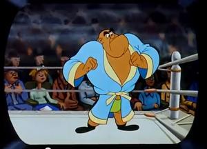 Bull Dozer (Wrestler)