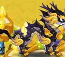 Goldie/Dark Goldie