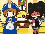 Bugs, Masks and Wooser