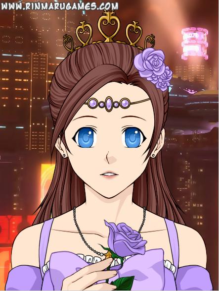 image rinmaru games mega anime creator ravenmiranda png